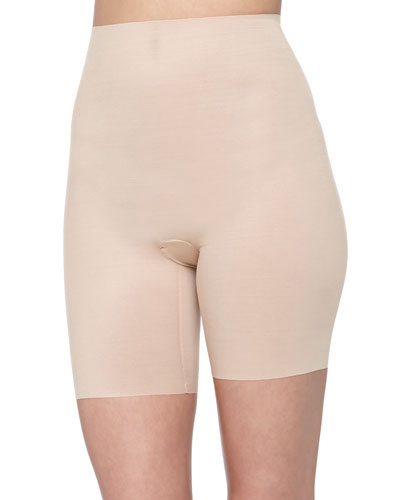 Commando Feather Light Control Shorts, True Nude