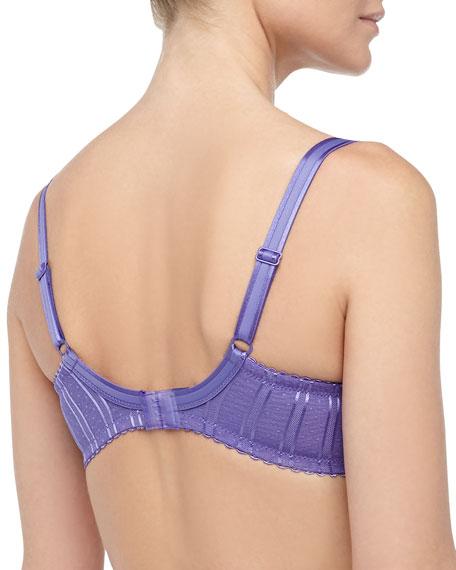 Mutine Full-Figure Demi Bra, Lavender