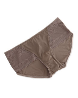Wacoal Finishing Touch Hipster Briefs, Cappuccino