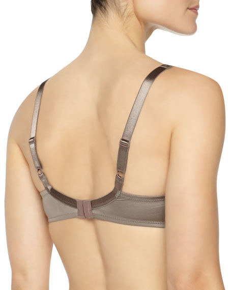 Finishing Touch Contour Bra, Cappuccino