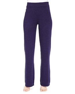 Neiman Marcus Cashmere Lounge Pants