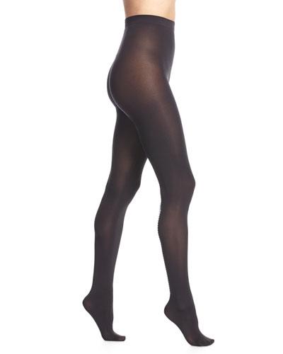 Darleen Faux Thigh-High Tights