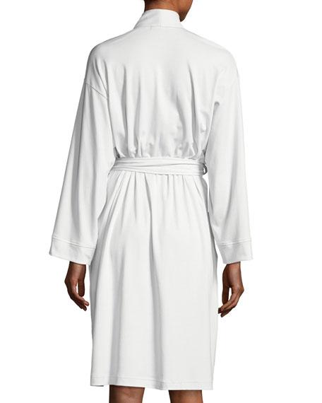 Butterknit Short Wrap Robe