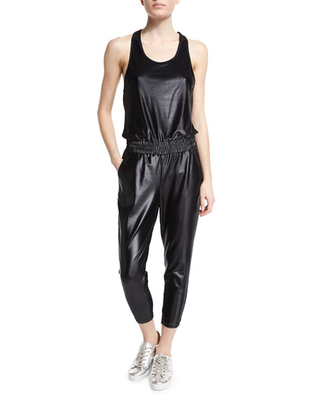 Koral Activewear Paradigm Coated Sport Jumpsuit