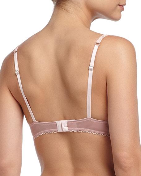67fb4a670e006 Wacoal Cherish Classic Lace Underwire Bra   Bikini Briefs