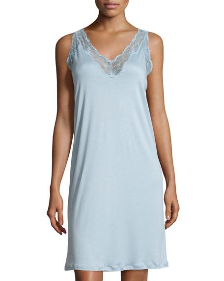 Hanro Valencia Tank Nightgown