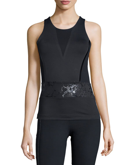 adidas by Stella McCartney Run Climacool® Tank, Black