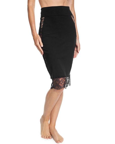 La Perla Allure Shape Skirt/Half Slip