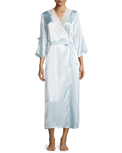 Always a Bride Robe, Blue