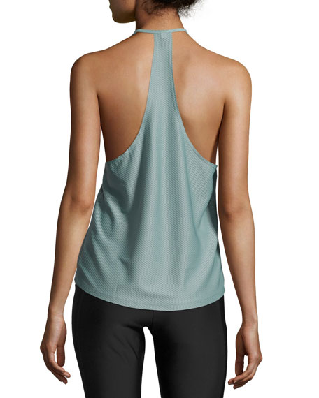 T-Back Mesh Athletic Tank