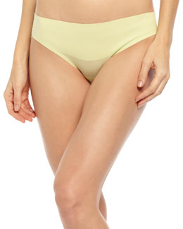 Undie-Tectable® Lace-Back Bikini Briefs, Limeade