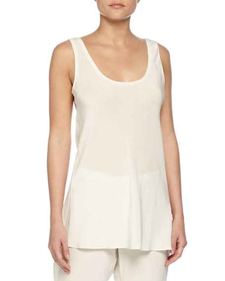 Christine Designs Opal Silk Camisole Top & Drawstring