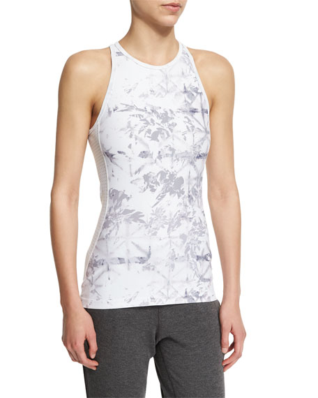 Alala Printed-Front Racerback Sport Tank & All Day