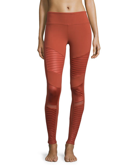 Moto Full-Length Sport Leggings