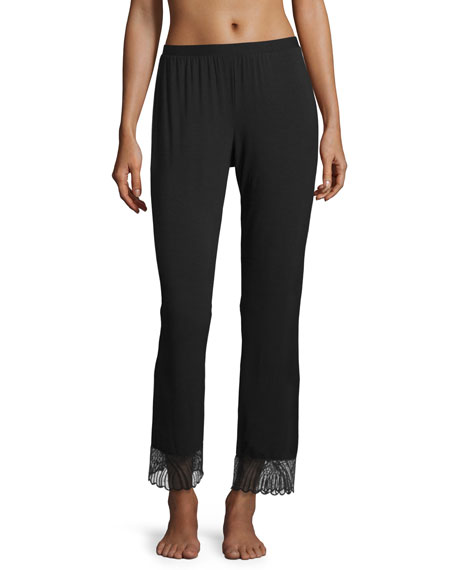 Cosabella Minoa Lounge Pants, Black