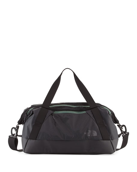 Apex Duffel Gym Bag, Asphalt Gray