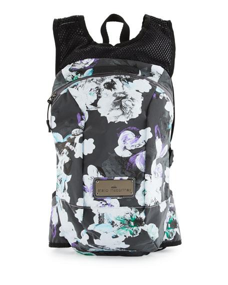 adidas by Stella McCartneyBlossom Print Running Backpack. Blossom Print Running Backpack