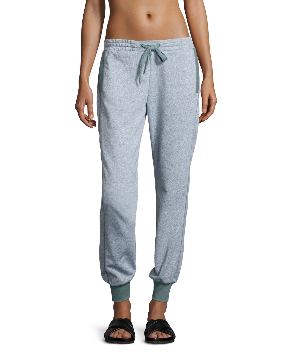 851e1a7b50a3 adidas by Stella McCartney Essentials Drawstring Sweatpants