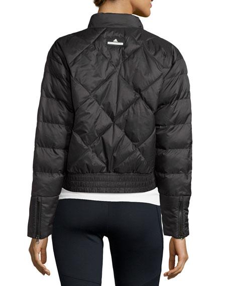 Essentials Quilted Jacket, Black