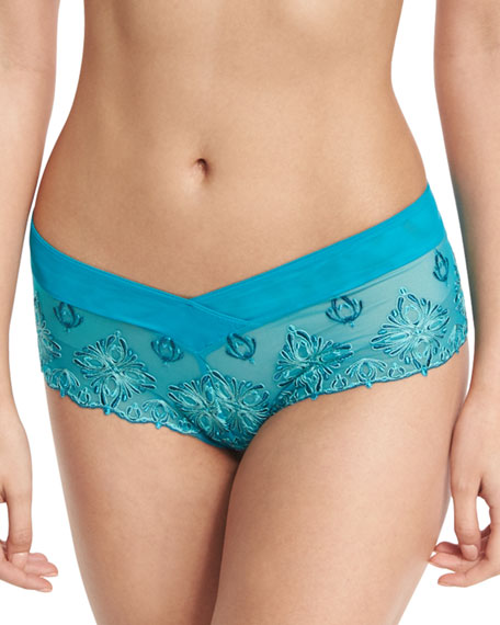 Champs Elysees Hipster Briefs, Blue