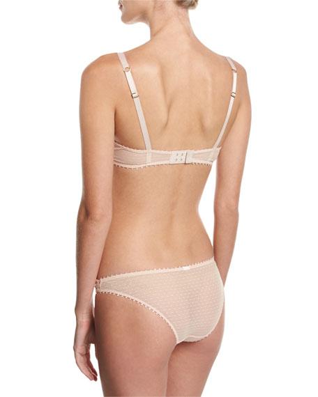 Rachel Shopping Lace Contour Bra, Pink