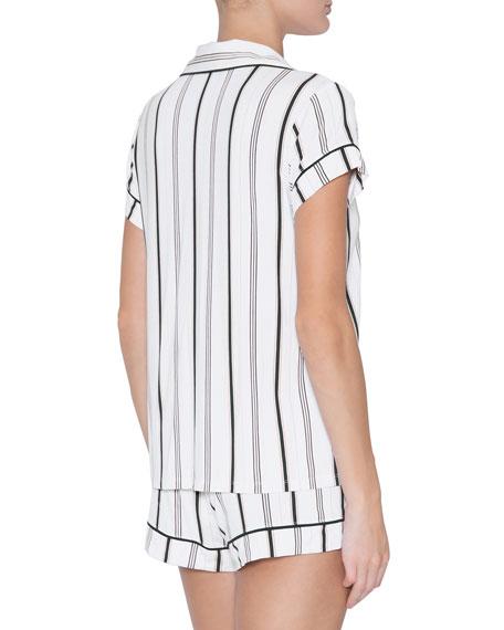 Sleep Chic Short Jersey Pajama Set
