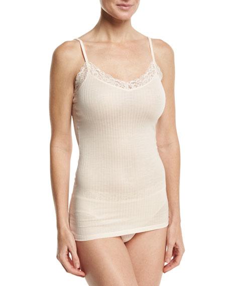 Millie Lace-Trim Camisole