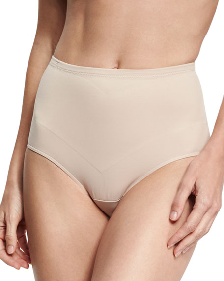TC Shapewear Adjust Perfect Waistline Briefs, Beige