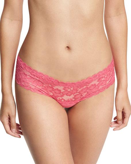 Primrose Lace Brazilian Thong