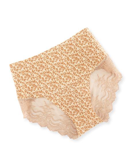 Lace Cheeky Bikini Briefs