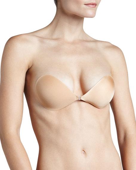 NuBra Ultra Lite Adhesive Demi Bra, Nude