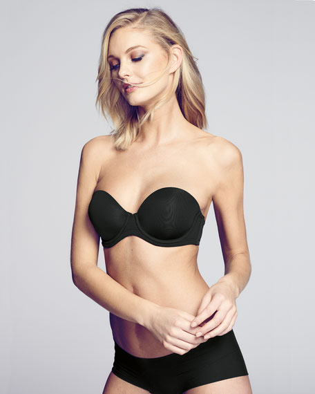 Red Carpet Full-Figure Strapless Bra