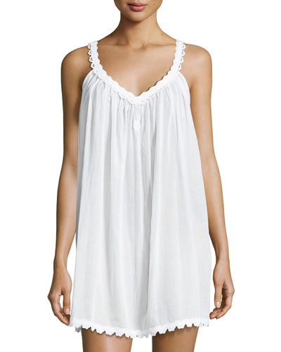 Jule Cotton Sleeveless Babydoll