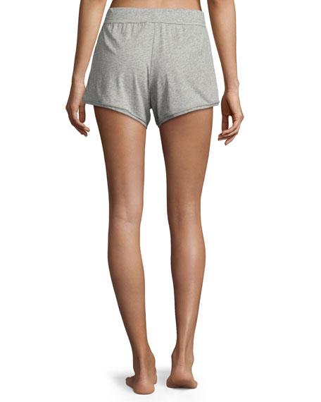 Cotton-Jersey Lounge Shorts
