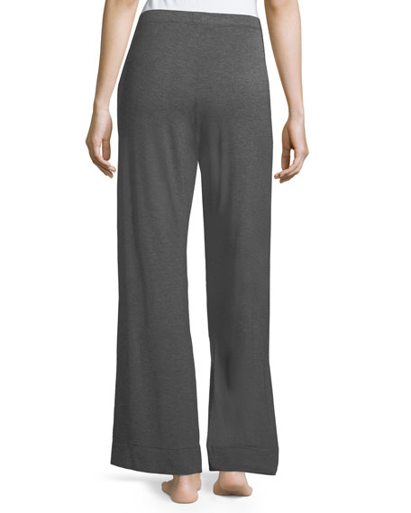 Relaxed-Leg Jersey Lounge Pants