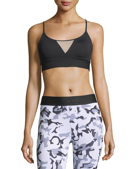 Koral Activewear Trifecta Versatility Performance Sports Bra