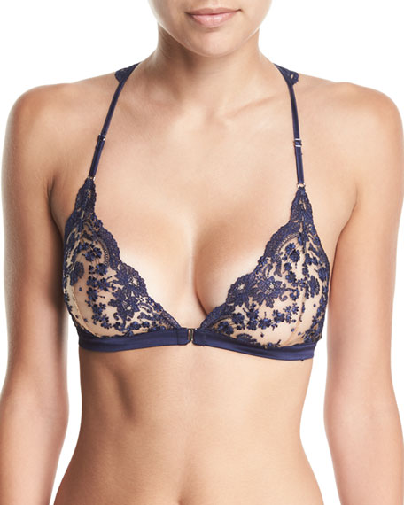 I.D. Sarrieri Amour Exquise Soft-Cup Triangle Bra