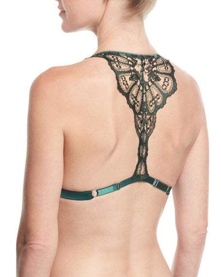 La Naissance De Venus Racerback Lace Bralette