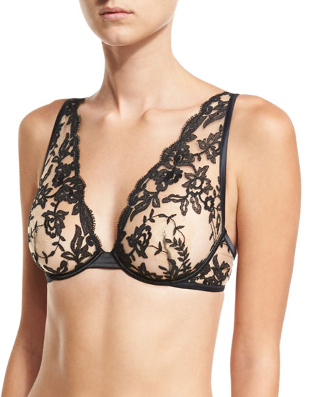 Cosabella Rosie Plunge Underwire Bra and Matching Items