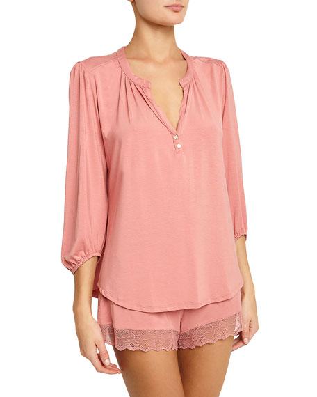 Eberjey Catalina Short Pajama Set