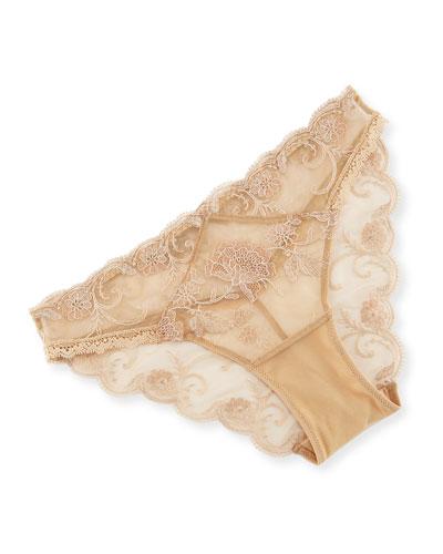 Ultra Feminin Lace Bikini Briefs