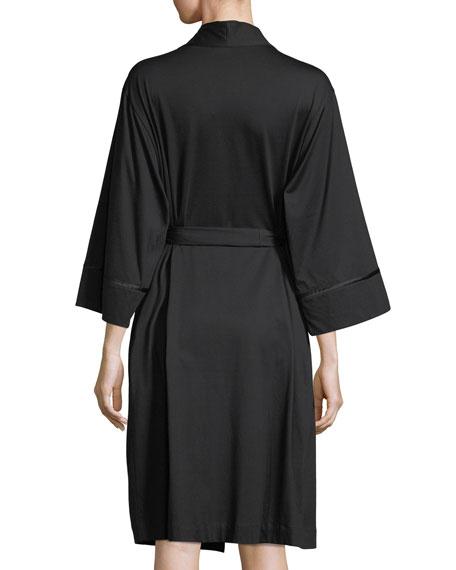Bliss Long Sleeve Short Robe
