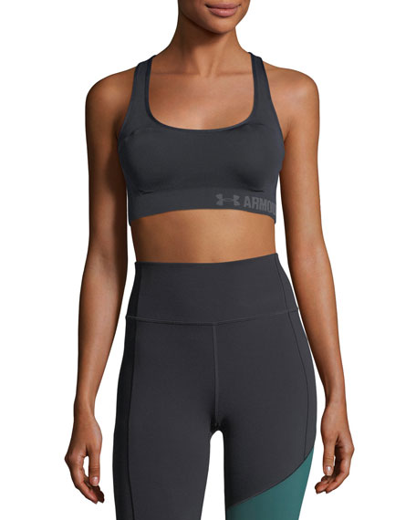 Threadborne Scoop-Neck Crossback Sports Bra