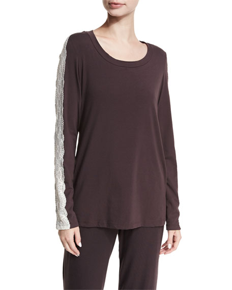 Cosabella Sonia Long Sleeve Top