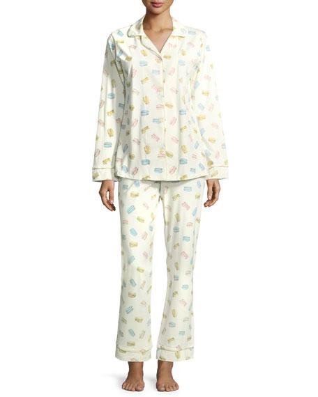 Bedhead Macaron Long-Sleeve Classic Pajama Set