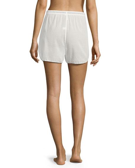 Bea Chiffon Pajama Shorts