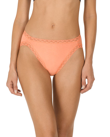 Three-Pack Bliss Cotton French-Cut Briefs