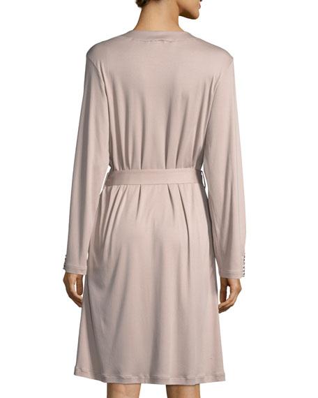Violetta Jersey Short Robe