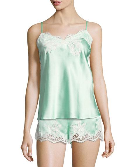 Splendeur Silk PJ Shorts
