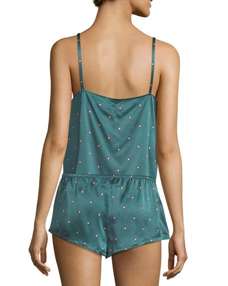 Jade Star Silk PJ Camisole